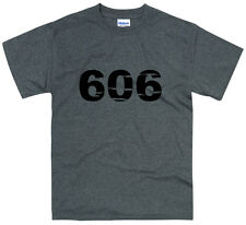 606 T-SHIRT, DAVE GROHL, FOO FIGHTERS BNWOT, ALL SIZES