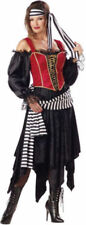 Adult Pirate Lady Wench Costume InCharacter Costumes Small Medium Style 3001