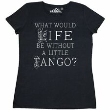Inktastic Ballroom Dancing Tango Gift Women's T-Shirt Dancer Lover Dance Hobbies