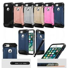 "For Apple iPhone 7 (4.7"") - Impact Resistant 360 Armour Defender Armor Case &Pen"