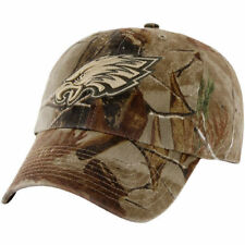 '47 Brand Philadelphia Eagles Franchise Fitted Hat - Realtree Camo - NFL