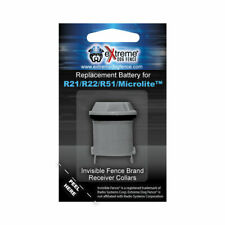 Invisible Fence Batteries for Invisible Fence Dog Collar R21,R22,R51,MicroLite