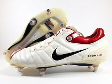 NIKE AIR ZOOM TOTAL 90 SUPREMACY SG UK 11,5 US 12,5 FOOTBALL BOOTS SOCCER CLEATS