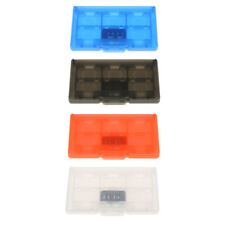 12 Slot Plastic Game Cards Holder Storage Case Carry Box for Nintendo Switch