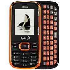 LG Rumor 2 - (Sprint) Cell Phone Slider - Many Colors - Qwerty LX265 w/ Warranty