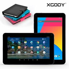 Newest Android 5.1 Tablet PC 9'' HD 8GB Quad Core 2xCamera WiFi Bluetooth XGODY