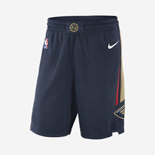 Nike ICON NEW ORLEANS PELICANS MEN'S NBA SHORTS College Navy- S, M, L, XL Or 2XL