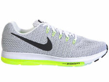 NEW MENS NIKE ZOOM ALL OUT LOW RUNNING SHOES TRAINERS WHITE / VOLT / BLACK