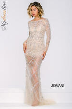 Jovani 39193 Evening Dress ~LOWEST PRICE GUARANTEED~ NEW Authentic Formal Gown