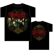 Slipknot - Blurred Frame Group Photo T-Shirt  Free Shipping  New  Official