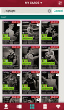 Topps Kick PL Highlights Inserts & Awards - 100+ to choose from Week 5 - Week 11