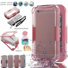 WATERPROOF WATER RESIST FULL BODY PROTECT CASE FOR IPHONE X 8 7 6S 6 PLUS SE 5S
