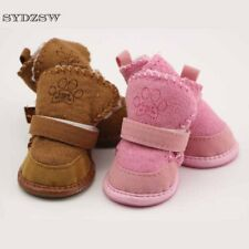 Pet Shoes for Dogs Cats Winter Small Dog Anti-slip BootsYorkshire Chihuahua