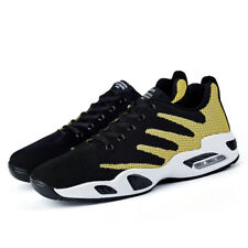 Young Men's Sports Sneaker Air cushion shoes Net cloth 2017 Athletic Shoes sa97