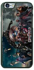 Marvel Comics Civil War Phone Case Cover for iPhone Samsung  HTC iPod Moto