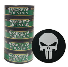 Smokey Mountain Herbal Snuff/Chew - Wintergreen Pouch 5ct - w/ DC Skin Can Cover