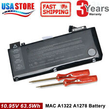 "A1322 Battery for Apple MacBook Pro 13"" A1278 MB990LL/A MB991LL/A MC724LL/A  A+"