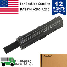 Battery for Toshiba Satellite A505-S6005 L455-S5975 PA3534U-1BAS A215