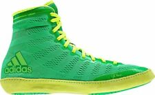 adidas Adizero Varner Men's Wrestling Shoes Lime/Yellow, New in Box, List $119