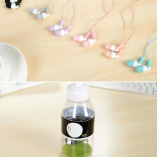3.5mm In-ear Earphone Headphones with Creative Bottle For Mobile PC MP3 iPod