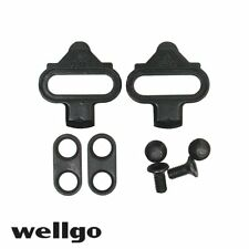 Wellgo WPD-98A SPD Shoe Adapter Cleat Set Clipless MTB Pedal fit Shimano SH51&56