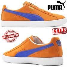 PUMA Clyde NYC Walter Frazier Basket Classic Suede Unisex Trainers Retro Shoes