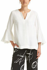 NEW Sportscraft WOMENS Signature Zandra Frill Top Tops & Blouses