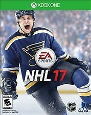 Microsoft Xbox One NHL 17 Brand New Factory Sealed In Original Retail Package