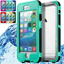 WATERPROOF SHOCKPROOF DIRTPROOF CASE COVER FOR APPLE IPHONE 6s 7 & 7 PLUS