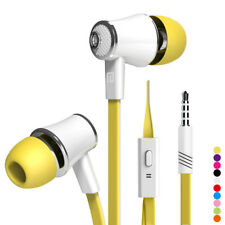 Super Bass Stereo 3.5mm In-Ear Earphone CB-72 Headphone Earbud Hi-Fi Headset Mic