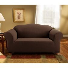 Sure Fit Simple Stretch Subway Loveseat Slipcover