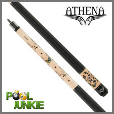 Athena Butterfly and Vine Pool Cue