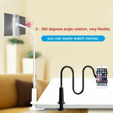 Universal Flexible Desktop Mobile Phone Tablets Holder Stand Lazy Bed Mount BS