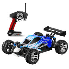 RC Car WLtoys A959 2.4G 1/18 Scale Remote Control Off-road Racing Car High Speed