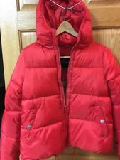 NWT American Eagle Women's AE SHORT PUFFER JACKET Coat Red XS, S, M, L ,XL, $99.