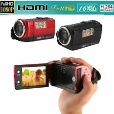 16MP 2.7'' TFT LCD 720P HD 16X Zoom DV Digital Video Camera Camcorder DVR BS
