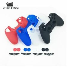 Soft Silicone Gel Rubber Skin Cover SONY Playstation 4 PS4 Pro Slim Controller