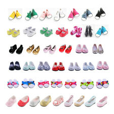 Pretty Doll Shoes for 18'' inch American Girl Doll Clothes Dress Up Costume Accs