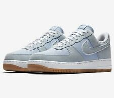 NEW NIKE AIR FORCE 1 '07 LOW #315122-422  LT BLUE  Size: US9