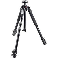 NEW MANFROTTO 190X 3 SECTION ALUMINUM TRIPOD