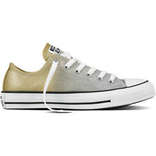 Converse Chuck Taylor All Star Ombre Metallic Ox Light Gold Synthetic