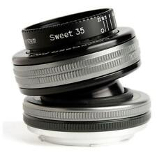 NEW LENSBABY COMPOSER PRO II WITH SWEET 35 OPTIC FOR SONY A