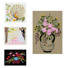 DIY Cross Stitch Kit Painting Embroidery Needlework Kit for Home Decoration