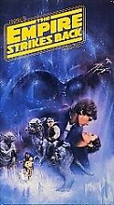 The Empire Strikes Back (VHS, 1995) Star Wars Harrison Ford Carrie Fisher Hamill