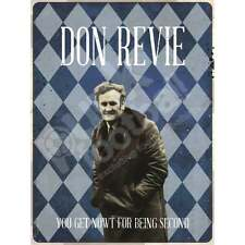 Don Revie (1972) Vintage Poster