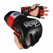 Fairtex Ultimate Combat MMA Gloves with Open Thumb Loop