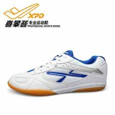 Table Tennis Shoes Tennis Shoes Breathable White Red White Blue Mesh Shoes