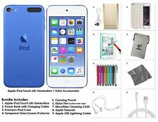 New Apple iPod Touch 6th Gen 16GB 32GB 64GB 128GB All Colors + Valco Accessories
