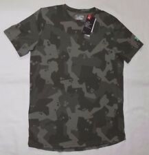 NWT UNDER ARMOUR YOUTH BOYS' HEAT GEAR LOOSE FIT T-SHIRT, GRN 330, SIZE : YXL