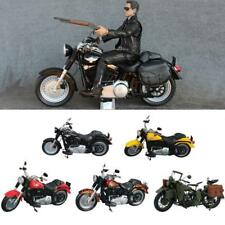 Sixth Scale Vehicle Motorcycle 1/6 Action Figure Biker Model Toy Accessories